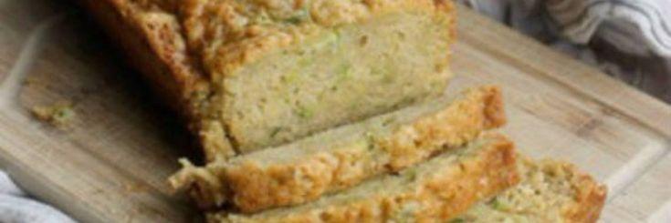 Recept: courgettebrood - paleo, glutenvrij, koolhydraatarm