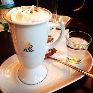 27 Of The Greatest Places In The World To Get Hot Chocolate FASSBENDER & RAUSCH, Berlin, Germany home to a vast chocolate shop!!!