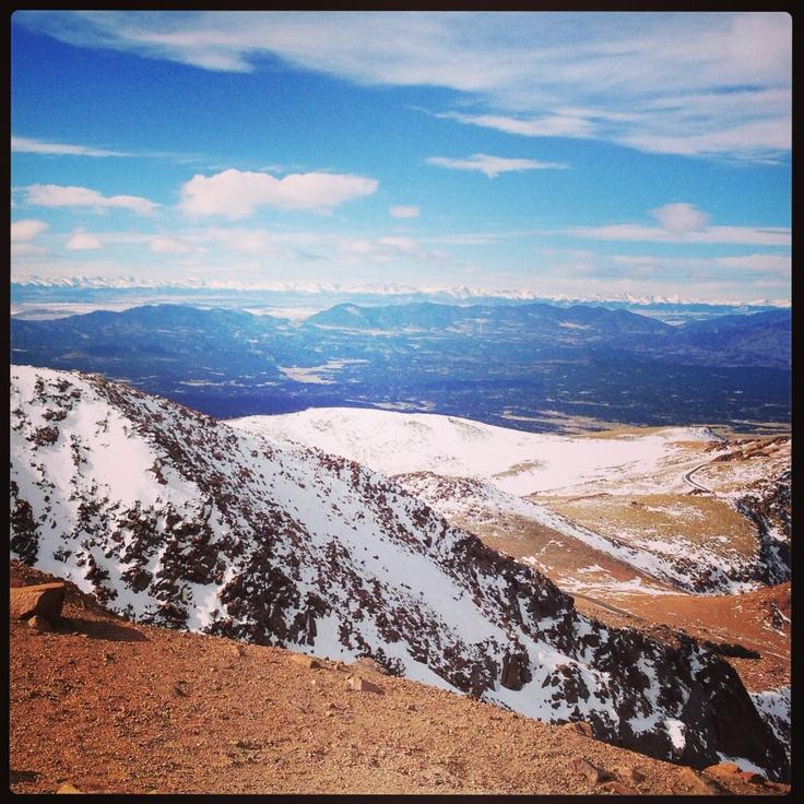 Pikes Peak In Colorado Springs: 30 Best Manitou Springs, Colorado Images On Pinterest