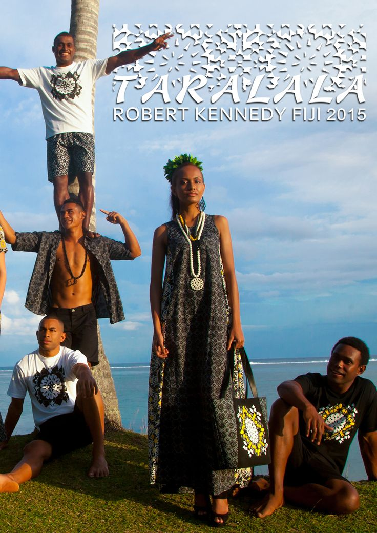 Robert Kennedy Fiji Taralala Collection Look Book Photos by, Ilai Jikoiono and FotoFusion (@ Fiji Fashion Week 2015) Styled by, Robert Kennedy and Faraz Ali Models, Marie, Blue, Vasiti, Keenan Jimmy, Oscar, Junior, Epeli & FJFW Models Location, Korotogo, Fiji Islands Check out on Facebook: Robert Kennedy Design Fiji or www.robertkennedyfiji.com