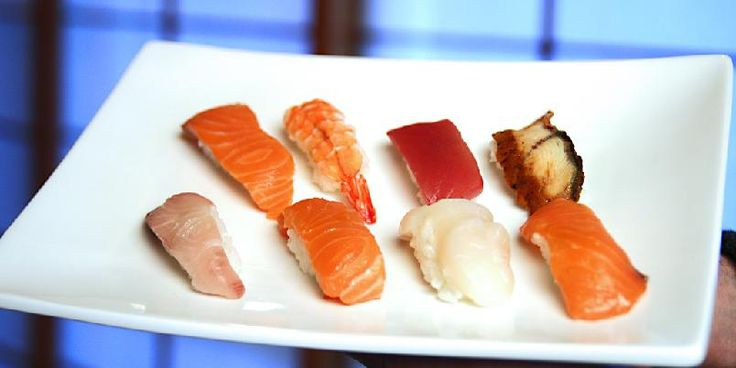 Ris til sushi - Det vanskeligste med sushi er å lage risen. Her har du oppskriften.