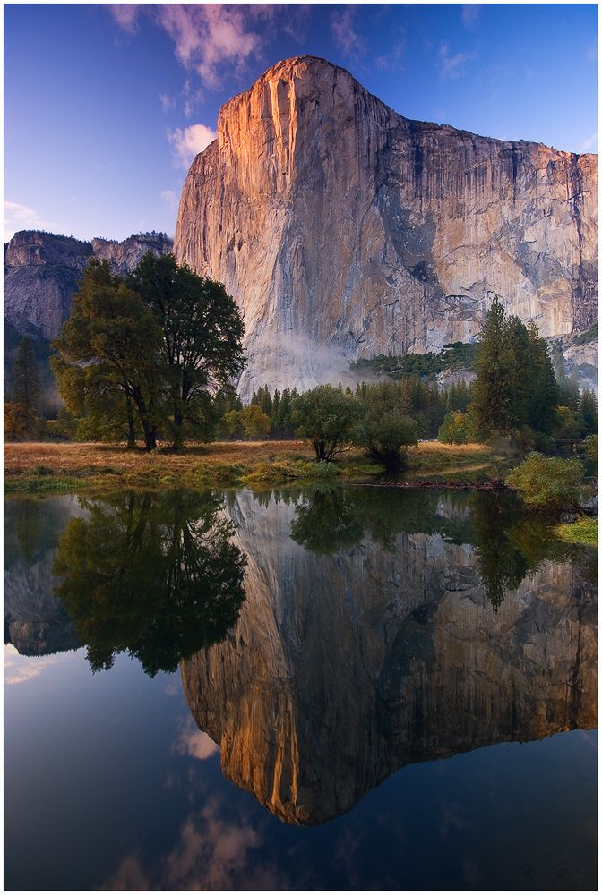 Yosemite National Park - El Capitan Need to go back to Yosemite when the falls are in full effect