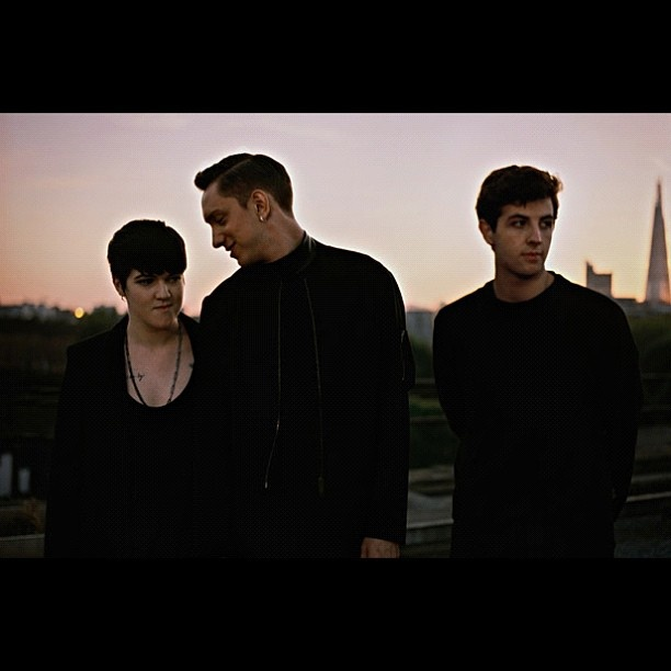 'Coexist' - The xx's new album, out in Australia 7 September 2012! #thexx #youngturks #xl #album #music - @remotecontrolrecords- #webstagram