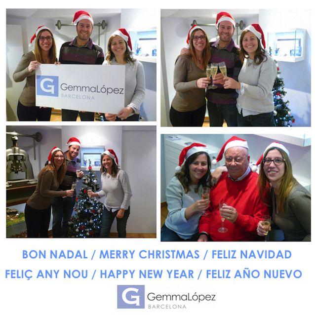 BON NADAL I FELIÇ ANY 2016 / FELIZ NAVIDAD Y PROSPERO AÑO 2016 / MERRY CHRISTMAS AND HAPPY NEW YEAR 2016