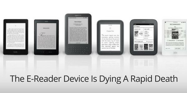 The E-Reader Device Is Dying A Rapid Death via @derekhaines