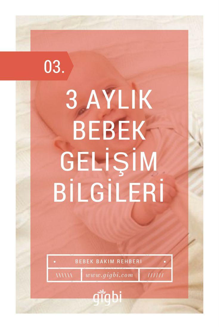 Bebeğinizin gelişimini ay ay takip etmek isteyen anneler için birbirinden faydalı 3 aylık bebek gelişimi önerileri, tavsiyeleri ve fikirleri alabilirsiniz.