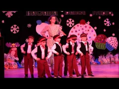 Polka-Gala tańca przedszkolaka 2015-Przedszkole Św. Anny w Łodzi