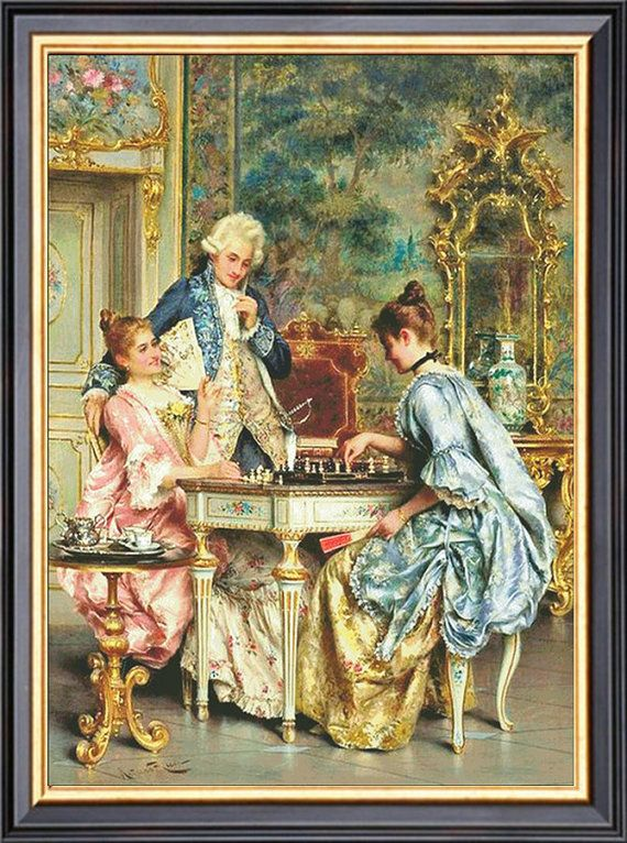 Needlework Craft Counted Cross Stitch Patten PDF by Ankicoleman, $8.99
