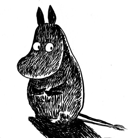 tove jansson illustration - Google-søgning