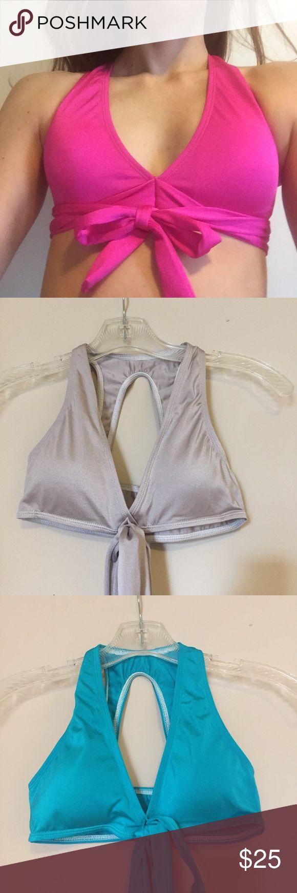 Flexilexi sports bras Gorgeous, could double as bikini top flexi lexi Tops Crop Tops
