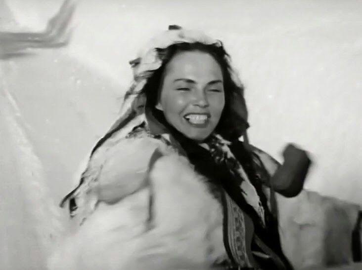"""""""Valkoinen peura"""" (1952) Mirjami Kuosmanen"""