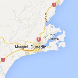 Moeraki to Mosgiel, New Zealand - Google Maps