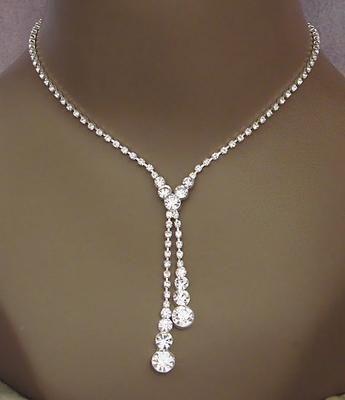 Best 25 wedding necklaces ideas on pinterest diy wedding language of love necklace set wedding necklace junglespirit Image collections