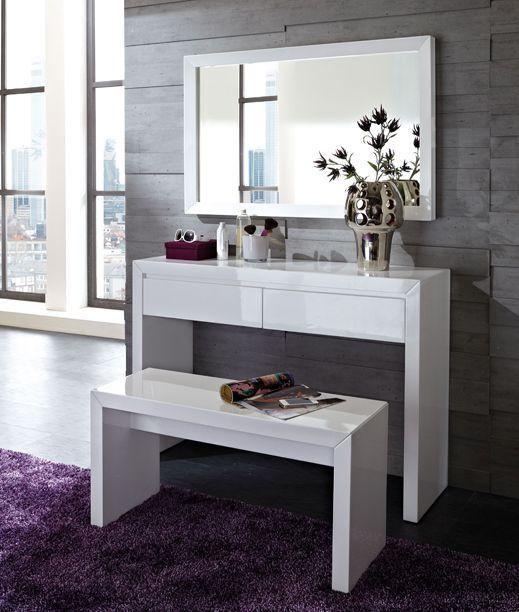 Best White Gloss Dressing Table Ideas On Pinterest Dressing - Modern white dressing table