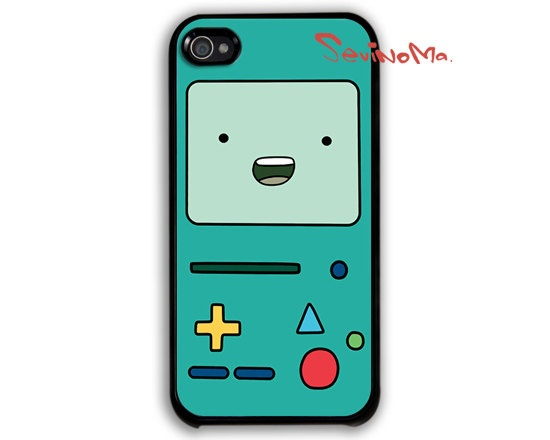 iPhone 4 Case, iphone 4s case - Adventure time Beemo BMO iphone case: Iphone Cases, Iphone 4S, Case Etsy Com, Cover Mobile, Iphone 4 Cases, Bmo Iphone, Iphone Ipod