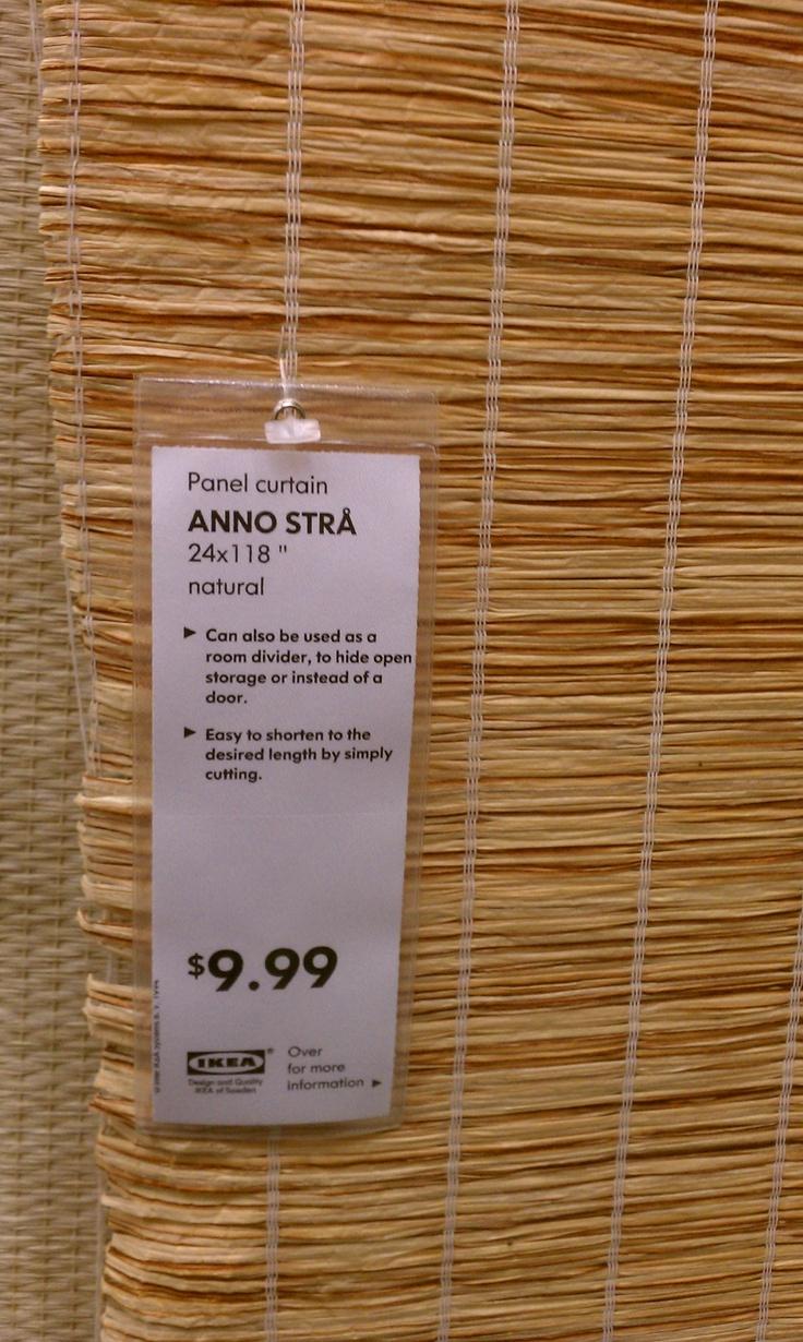 Ikea sliding curtain panels -  10 Anno Stra Panel Curtain Ikea