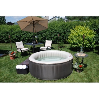 therma spa 4person inflatable portable hot tub spa - Wayfair Hot Tub