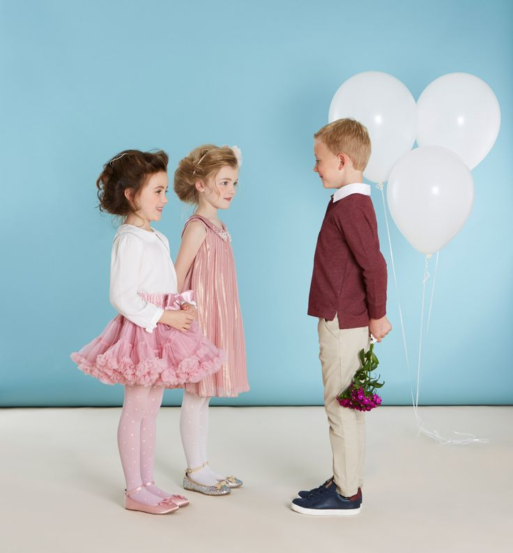 Premium childrenswear from Paul Costelloe Living Occasion, exclusively for Dunnes Stores