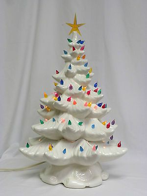 29 Best Vintage Ceramic Christmas Trees Images On