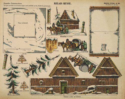 RELAIS RUSSE - Castle in the Air Online Shoppe