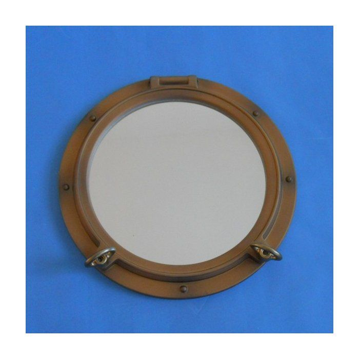 The 25 best porthole mirror ideas on pinterest nautical for Porthole style mirror