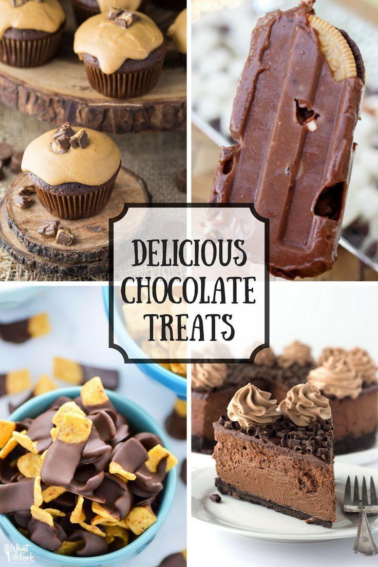 Delicious Chocolate Treats