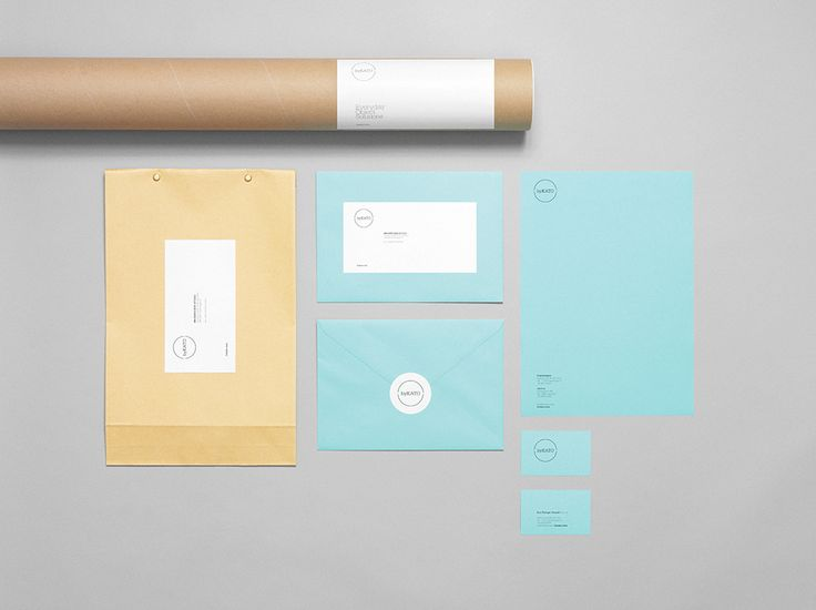 BYKATO - Corporate ID #Branding #Furniture #Identity #Logo #Stationery
