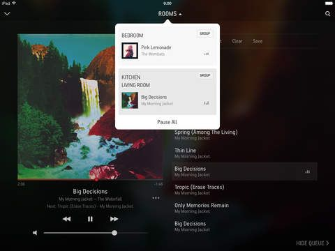 Sonos is today rolling out version 5.3 of its Sonos Controller app for iOS to introduce a few new features and a tweaked user interface.  The feature being highlighted above others in the update is...