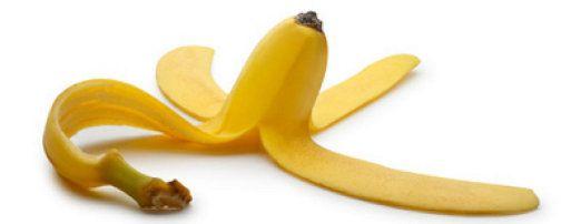 TU SALUD Y BIENESTAR : Propiedades de la cáscara de banano