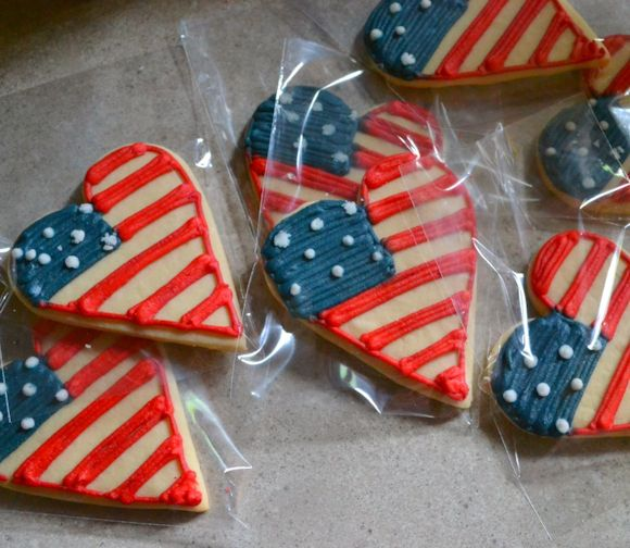 Soldier�s Welcome Home Party