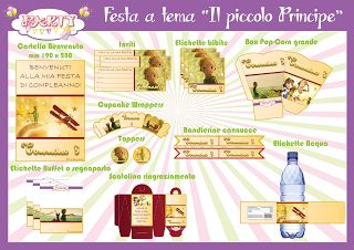 Party Mania design: Compleanni