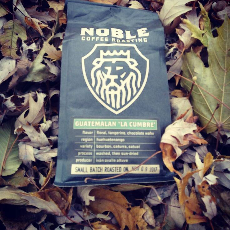 What can make raking leaves tolerable? Nothing really but great coffee helps!  Guatamalan La Cumbre by Noble Coffee Roasters via #mistobox us code x7xj for $10 off!  #coffee #coffeetime #newcoffee #coffeelover #noblecoffee #subscriptionbox #leaves #rakingleaves
