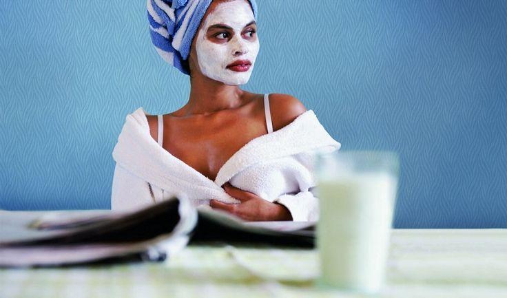 Домашние омолаживающие маски