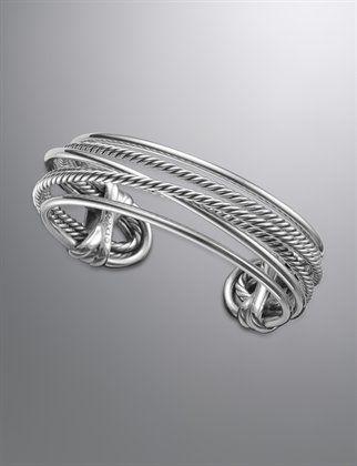 Sterling Silver & Cuff Bracelets   Women's Jewelry   David Yurman