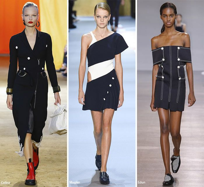 Spring/ Summer 2016 Fashion Trends: Big Buttons  #trends #fashiontrends