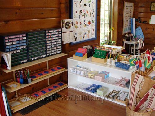 Primary Montessori Language - 1