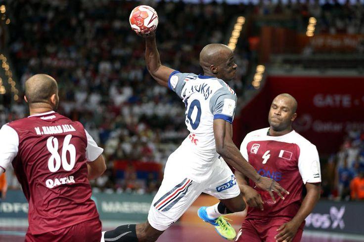 Championnats du monde de handball masculin du 11 au 29 janvier 2017, à #Albertville #Metz #LilleMétropole #Paris #Brest #Montpellier #Nantes #Rouen  #Handball #FranceFR #Paris
