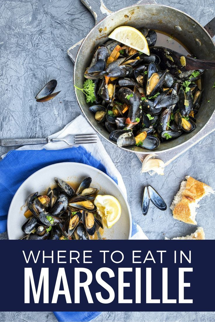 Discover what to eat in Marseille, France's oldest city with culinary influences from Italy, Spain and North Africa.