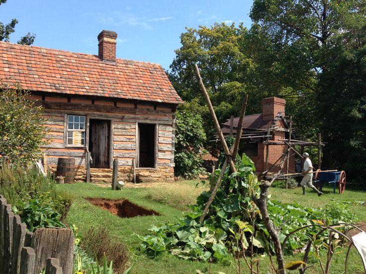 Old Salem In Nc 49