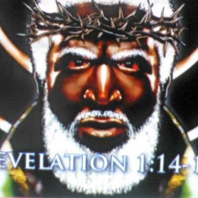 pictures of black jesus christ   ... .com & TireoForChrist on Facebook   Jesus Christ Was A Black Man