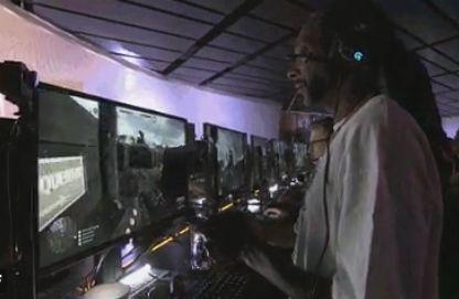 E3 2016: Snoop Dogg Jamie Fox e Zac Efron parecem chapados na conferência da EA - EExpoNews