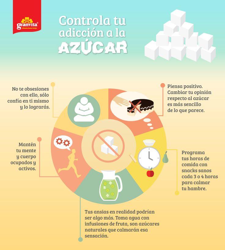Tu adicción a la azúcar puede convertirse en un problema grave a la larga. Te compartimos algunos tips que te harán mucho más fácil dejarla, poco a poco.