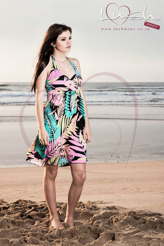 Beach dress #lushwear #beachdress #dresses #beach #fashion