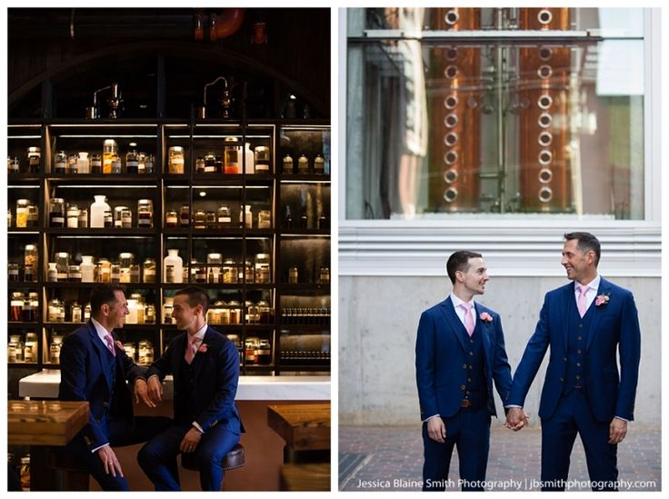 Balzac's Toronto Wedding | Jessica Blaine Smith