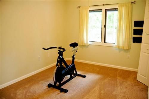 craigslist ad? barely used exercise bike for sale?