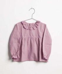Camisa Plumeti Rosa