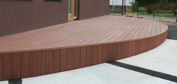 Wpc Decking Germany Menards Deck Designer Touch Up Scratches On Composite Decking Wpc Decking Deck Outdoor Decor