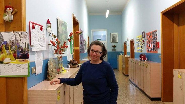 Mi presento, mi chiamo Rosa Maria Ducato, sono insegnante e coordinatrice delle attività educative-didattiche presso la scuola dell'infanzia paritaria-parrocchiale Santo Stefano del comune di Valsa...