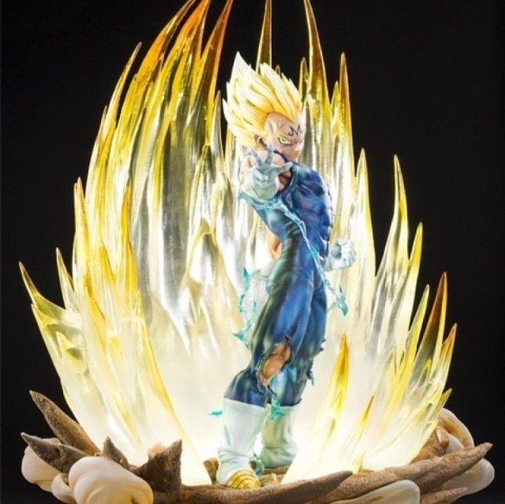 Majin Vegeta Anime Figures Dragon Ball Dragon Ball Z