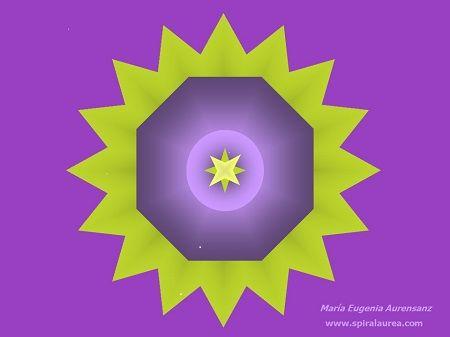 Una visualización y meditación sencilla para celebrar el equinoccio de primavera.   Mandala que ayuda a conectar con nuestro yo interno. Ayuda a armonizar y equilibrar los chakras.
